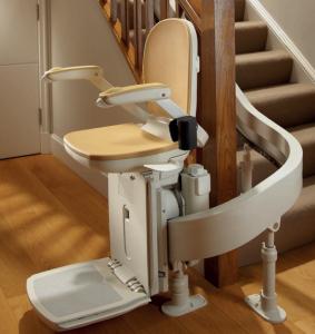 instalacion silla salvaescaleras martorell