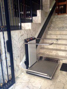 precio elevador minusvalido